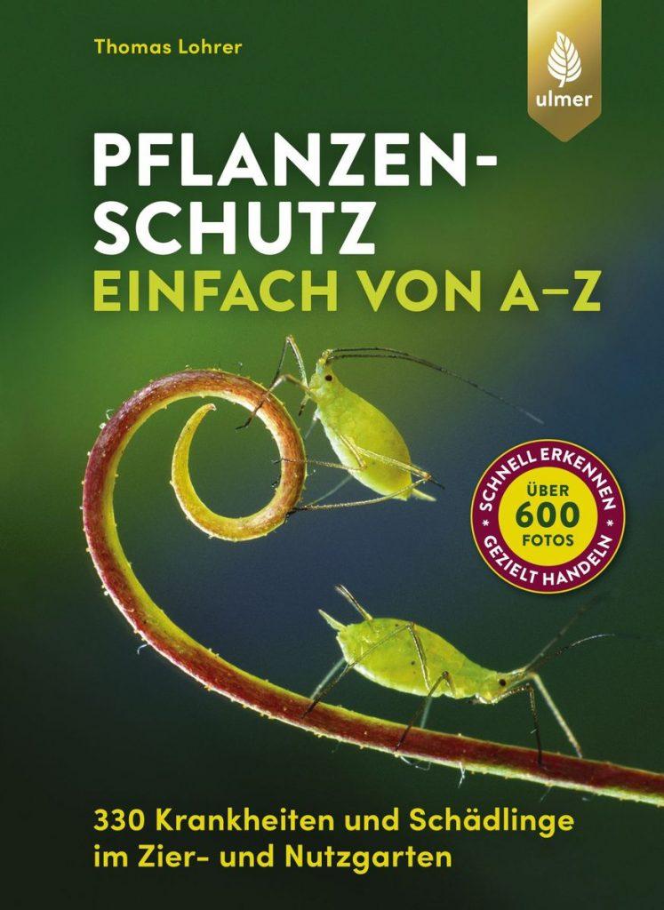 Pflanzenschutz Einfach von A-Z<br /> Erschienen im Ulmer Verlag,<br /> ISBN 978-3-8186-1041-8