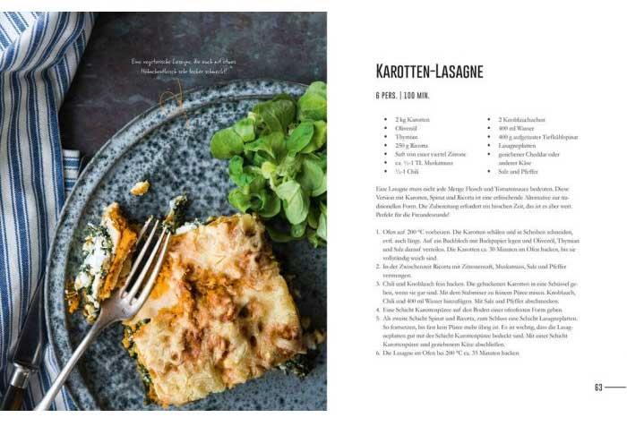 Leseprobe aus: ISBN: 3784356869 Karotten von Marie Klee LV Buchverlag